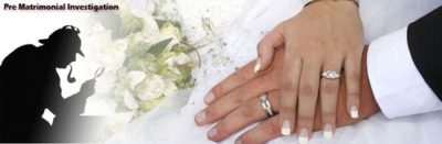 why pre marriage invetigation in needed in major cities